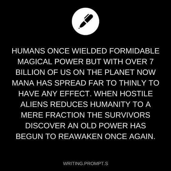 alien magic
